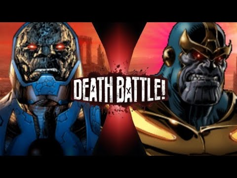 Darkseid VS Thanos | FAN MADE DEATH BATTLE TRAILER!