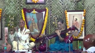 Flute-Digital veena duet-Raghunayaka-Hamsadhwani