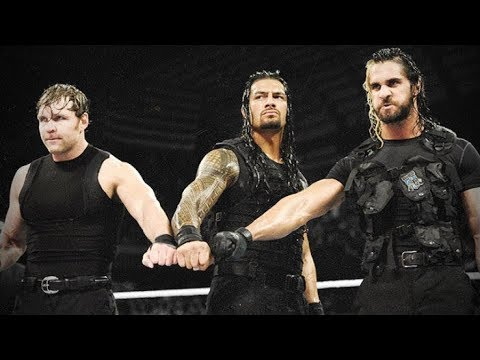 Dean Ambrose & Seth Rollins vs Cesaro & Sheamus [Full Match] - WWE SummerSlam 2017