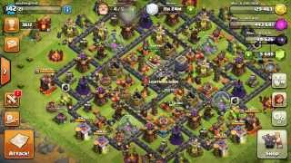 Clash of clans - Millionaire Farmers1 (BY LIGHTNING GODS)