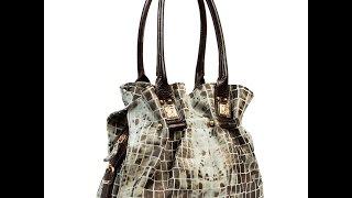 видео Gianni Altieri женские сумки из Италии.