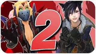 FFXIV: WoW Player Tries FFXIV Part 2 (Final Fantasy XIV | PC)