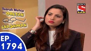 Taarak Mehta Ka Ooltah Chashmah - तारक मेहता - Episode 1794 - 29th October, 2015