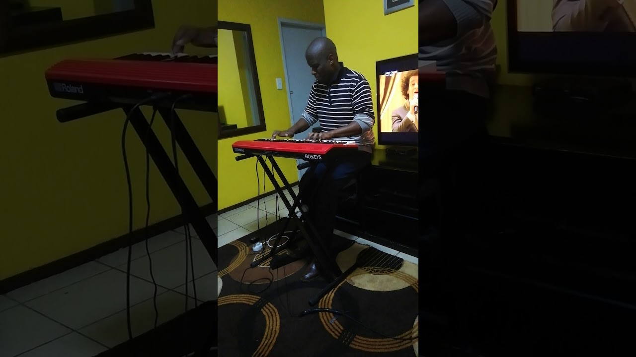 Lockdown Keyboard  Jazz Session