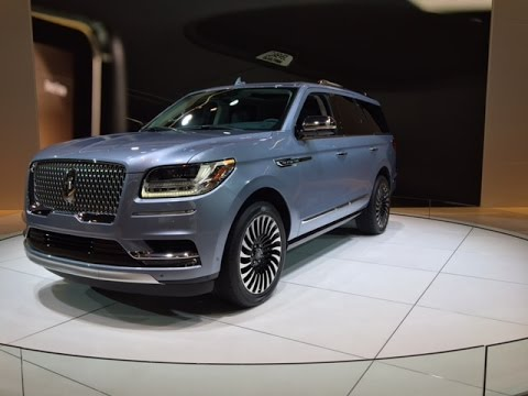 2018 Lincoln Navigator Redline First Look 2017 Nyias Youtube