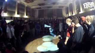 Rockafellaz 6th Anniversary Final Battle (Polish Bboys including Freeze,Flaco,Pepito,Tkilla)