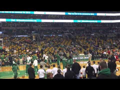 TD Garden - Boston Celtics http://www.SportsBucketList.net