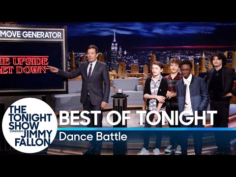 Best of Dance Battle on The Tonight Show