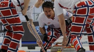 CURLING: CAN-NOR World Men