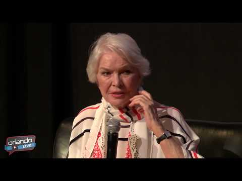Florida Film Festival 2018 - An Evening with Ellen Burstyn
