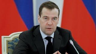 Медведев: Манипуляции со статистикой будут иметь последствия
