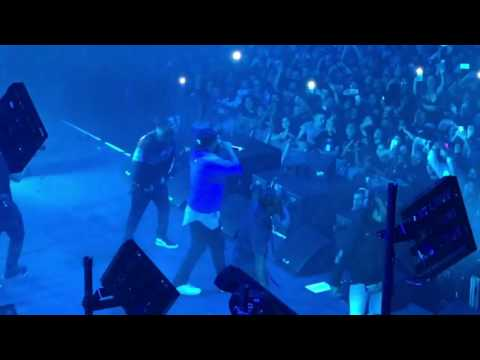 sCHoolboy Q - Kendrick Lamar At The Shrine Los Angeles