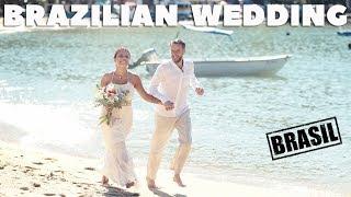 Бразильская свадьба Грейс и Томаса
