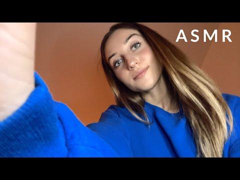 ASMR Scalp Massage And Hair Brushing Roleplay
