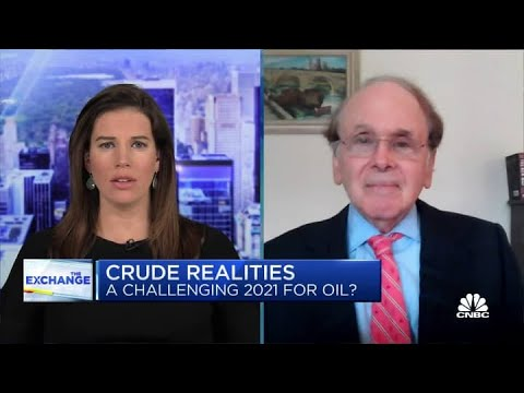 Oil demand could rebound to 2019 levels by end of next year: IHS Markit's Dan Yergin