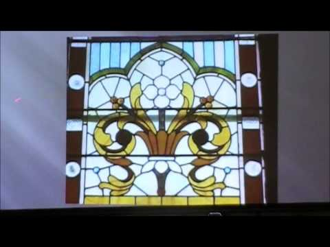 125th Forum Series - Barbara J. Johnson on Stained Glass (part 1) - 5/6/2012