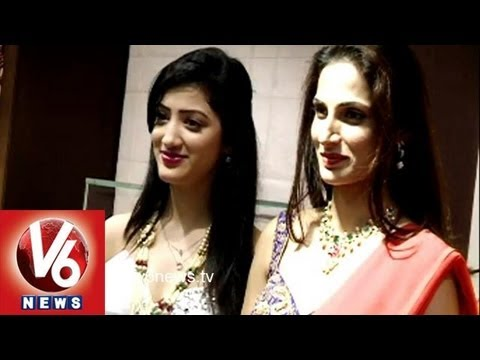 Shilpa Reddy and Richa Panai Launches Designer Jewellery