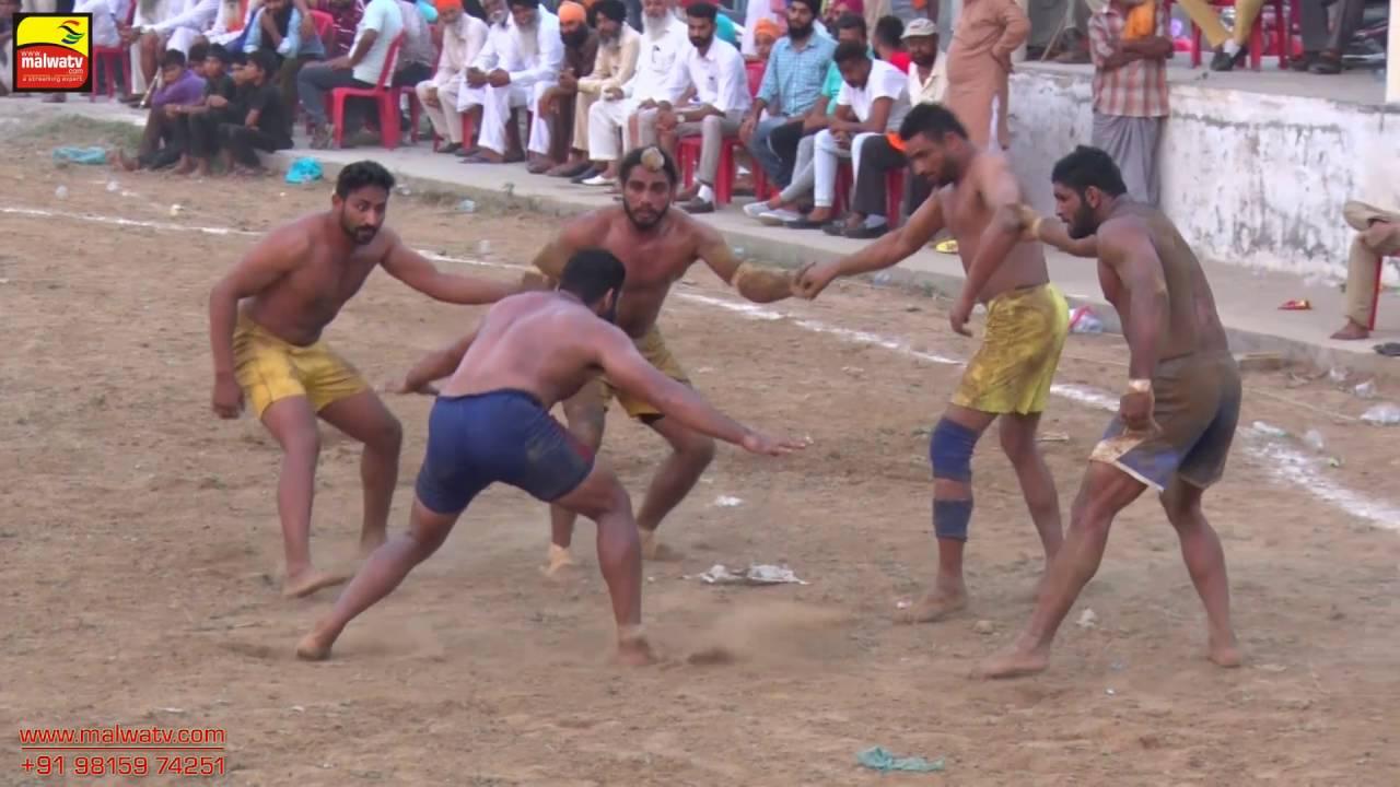 BALSACHANDER  (Amritsar) KABADDI CUP - 2016  FINAL   RAMDAS vs BALSACHANDER   Full HD  