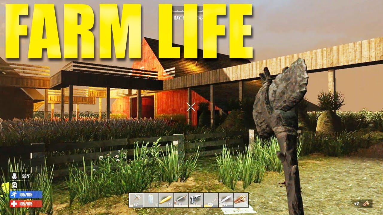 Best Starting Base (The Farm)