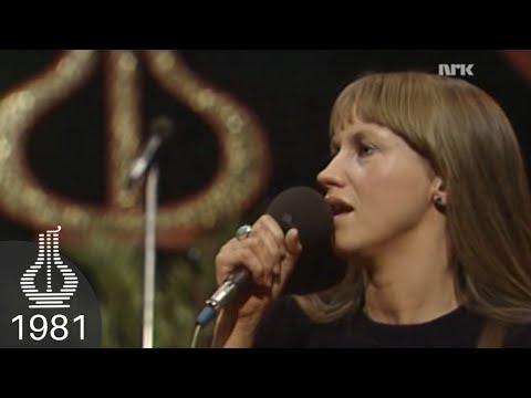 Sidsel Endresen & Jon Eberson Group live under Spellemannprisen 1981
