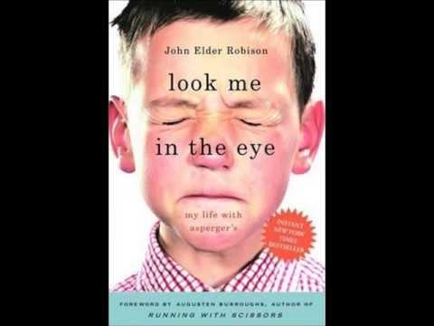 Look Me In The Eye Book Trailer