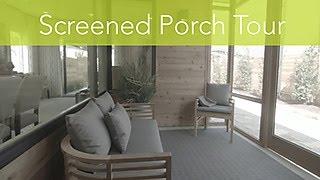Hgtv Smart Home 2015: Porch