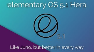 elementary OS 5.1 Hera - The better version of Juno