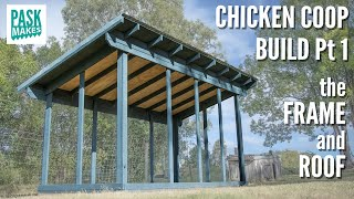 Download Mp3 Chicken Coop Build Pt1 - The Frame And Roof