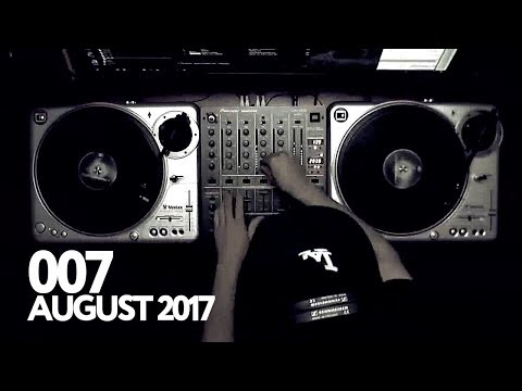 Liquid Drum & Bass Mix August 2017