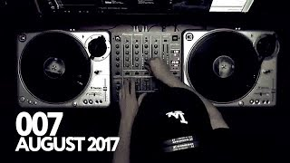 Liquid Drum & Bass Mix August 2017