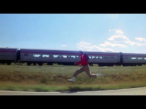 Superman vs Train | Superman (1978)