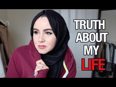 THE TRUTH ABOUT MY LIFE 'MY DISEASE' ♡ | Amina Chebbi