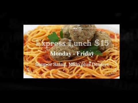 La Favorita - It's Time For Lunch - Little Italy, Ottawa