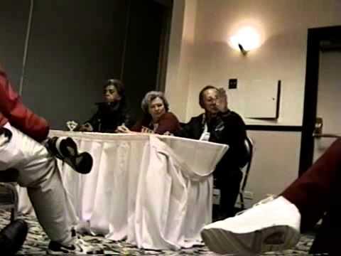 Mahalo Con Hawaii FiveO 1996: Kam Fong and Zoulou  2