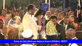 TEMPS FORTS DOUALA BERCY - Campagne 2016