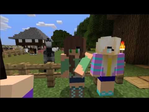 Lost girl. (Minecraft roleplay) Episode 4. Training.