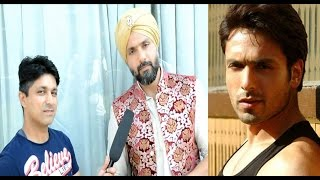 Waaris Serial Main Lead Iqbal Khan with Sandeep Juneja