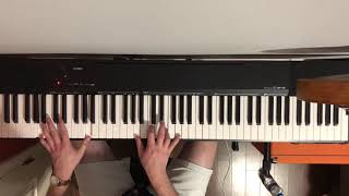 Wouldn't It Be Nice (Piano Cover) - The Beach Boys