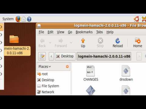download logmein hamachi linux
