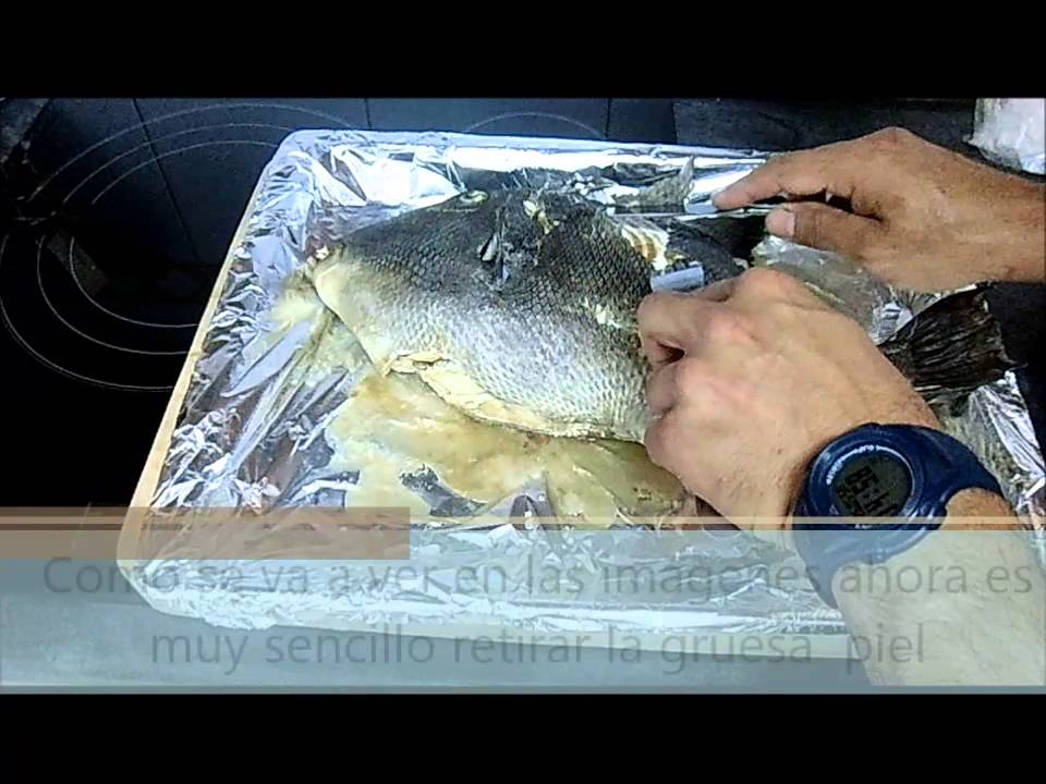 como cocinar el pez ballesta de manera muy f cil youtube