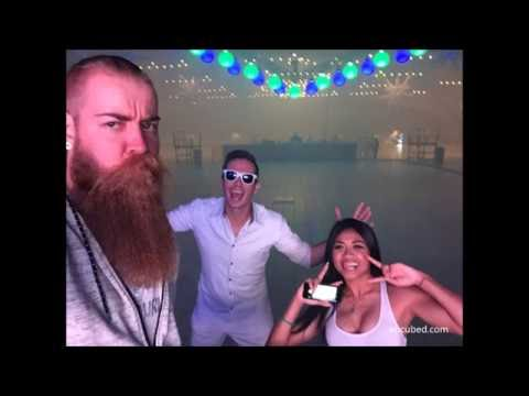Pure 2016 VIP Lounges  - Pure White Party Edmonton