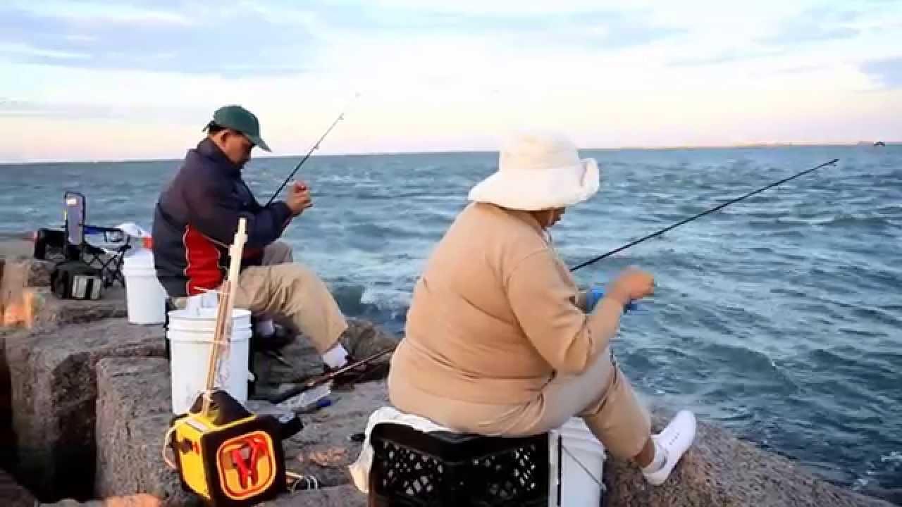 C texas city dike 2016 youtube for Texas city fishing