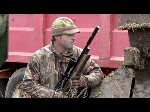 The Airgun Show – farmyard dove and pigeon hunt, how to attach a scope-cam and the ATN Shot Trak HD
