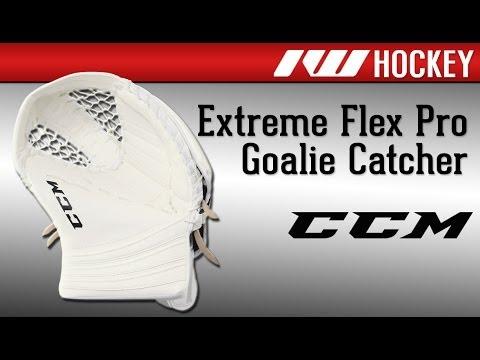 CCM Extreme Flex Pro Goalie Catcher Review