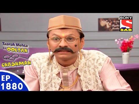 Taarak Mehta Ka Ooltah Chashmah - तारक मेहता - Episode 1880 - 26th February, 2016