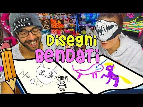 Disegni BENDATI Challenge! Sabri vs. disegnatore professionista!