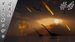 Ile trwało wymieranie dinozaurów? Ziemia bliżej Słońca - NaukoweQ&A #4