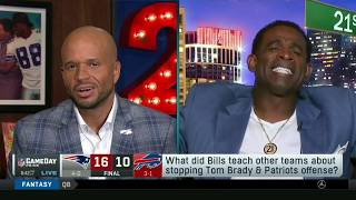 Deion Sanders says it's time to give Buffalo Bills' defense some credit