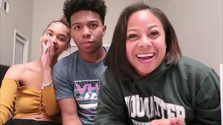SHAKE SHACK MUKBANG  *ARE DESHAE & HIS BFF JORDYN DATING?*