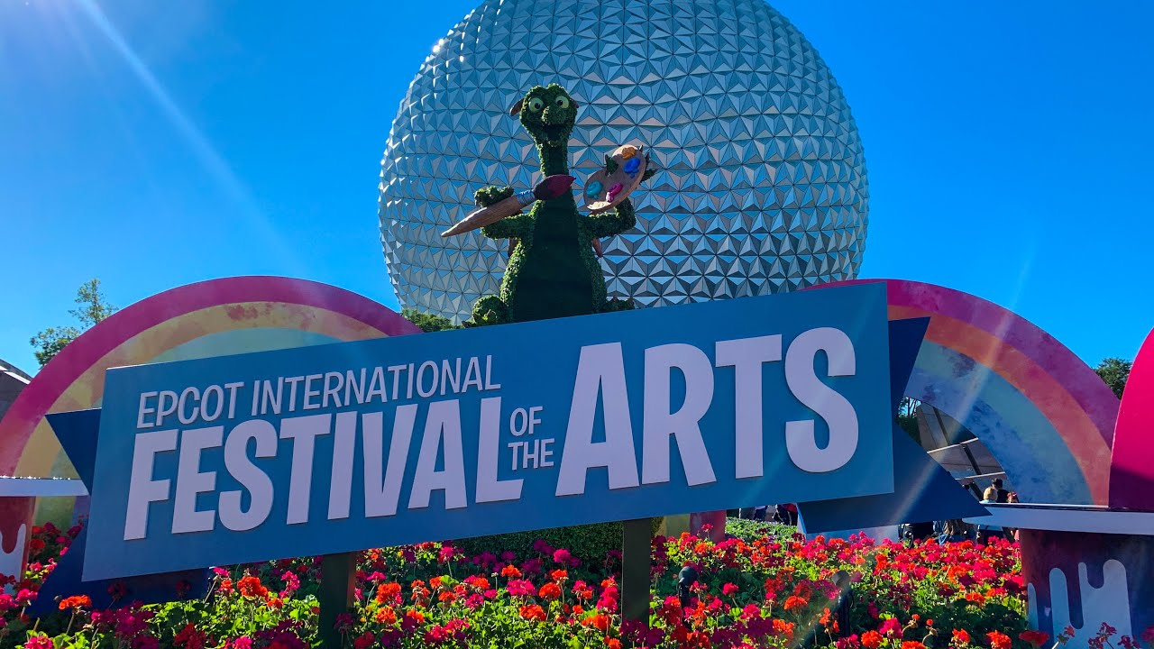 Epcot International Festival of the Arts 2019 at Walt Disney World!